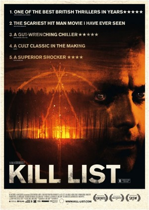 Kill List (2011) DVD Release Date