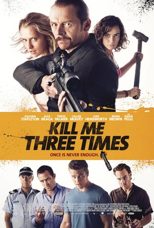 Kill Me Three Times (2014) DVD Release Date