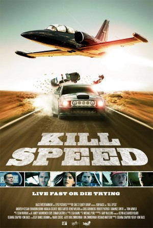 Kill Speed (Video 2010) DVD Release Date