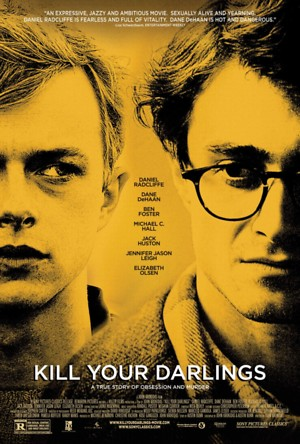 Kill Your Darlings (2013) DVD Release Date