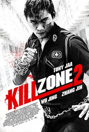 Kill Zone 2 (2015) DVD Release Date