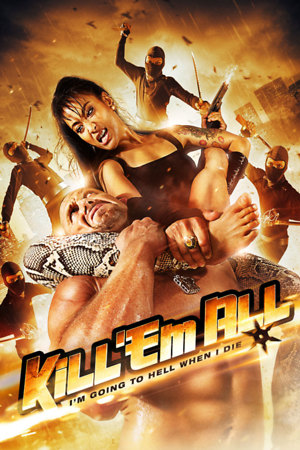 Kill 'em All (2012) DVD Release Date