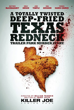 Killer Joe (2011) DVD Release Date