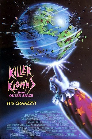 Killer Klowns from Outer Space (1988) DVD Release Date
