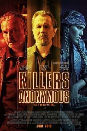 Killers Anonymous (2019) DVD Release Date