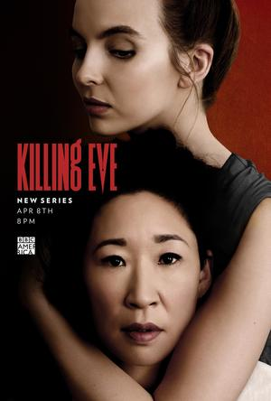 Killing Eve (TV Series 2018- ) DVD Release Date