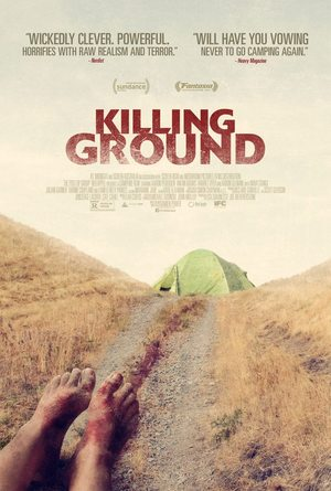Killing Ground (2016) DVD Release Date