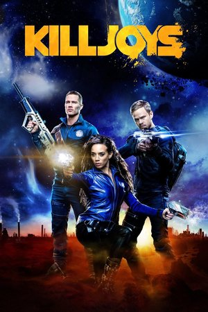 Killjoys (TV Series 2015- ) DVD Release Date