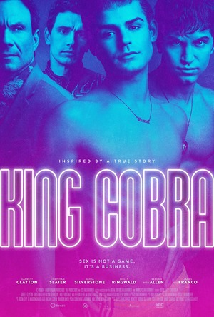 King Cobra (2016) DVD Release Date