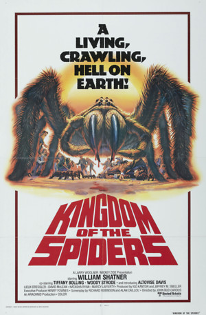 Kingdom of the Spiders (1977) DVD Release Date