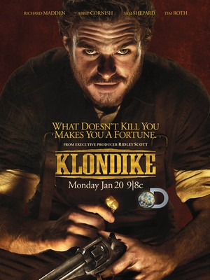 Klondike (TV Mini-Series 2014) DVD Release Date