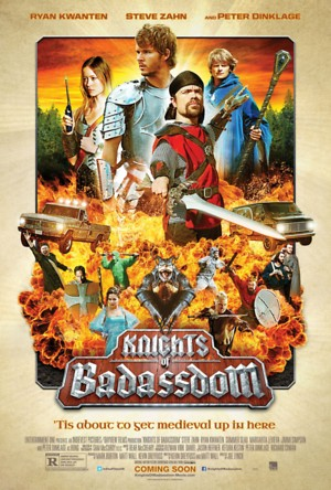 Knights of Badassdom (2013) DVD Release Date