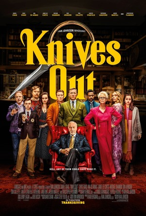 Knives Out (2019) DVD Release Date