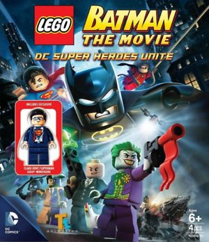 LEGO Batman: The Movie - DC Superheroes Unite (2013) DVD Release Date