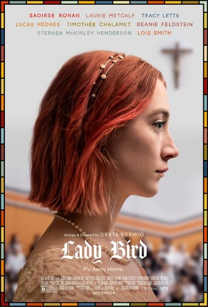 Lady Bird (2017) DVD Release Date