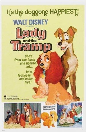 Lady and the Tramp (1955) DVD Release Date