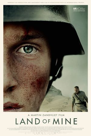 Land of Mine (2015) DVD Release Date