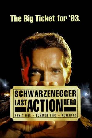 Last Action Hero (1993) DVD Release Date