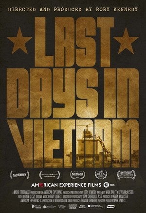 Last Days in Vietnam (2014) DVD Release Date
