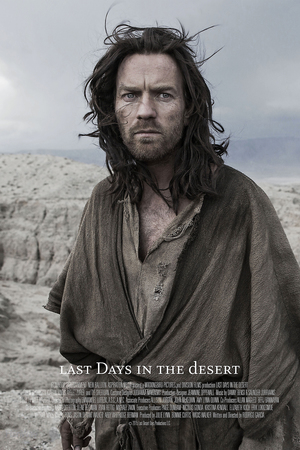 Last Days in the Desert (2015) DVD Release Date