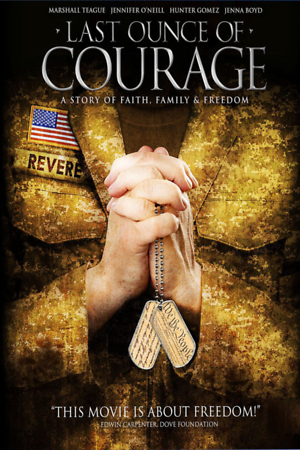 Last Ounce of Courage (2012) DVD Release Date