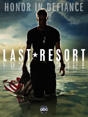 Last Resort (TV 2012) DVD Release Date