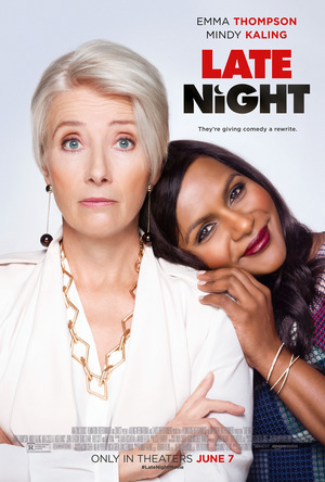 Late Night (2019) DVD Release Date