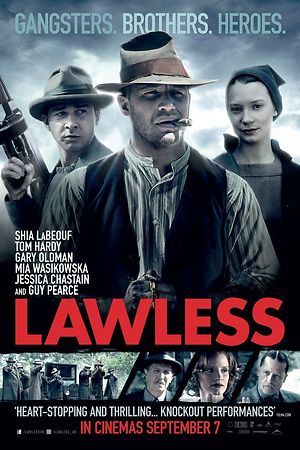 Lawless (2012) DVD Release Date