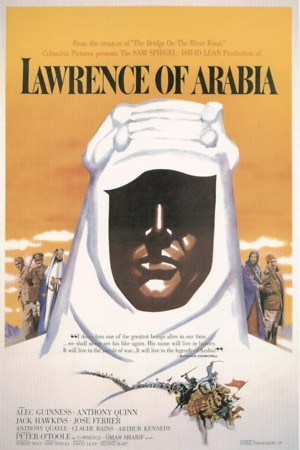 Lawrence of Arabia (1962) DVD Release Date