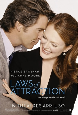 Laws of Attraction (2004) DVD Release Date