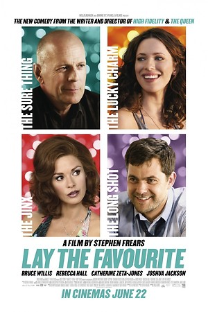 Lay the Favorite (2012) DVD Release Date