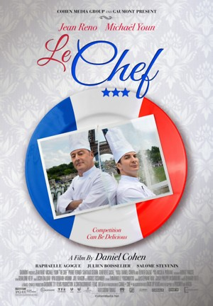 Le Chef (2012) DVD Release Date