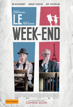 Le Week-End (2013) DVD Release Date