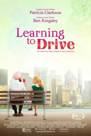 Learning to Drive (2014) DVD Release Date