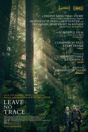 Leave No Trace (2018) DVD Release Date