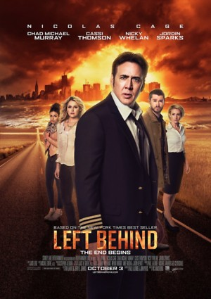 Left Behind (2014) DVD Release Date