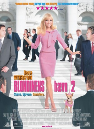 Legally Blonde 2: Red, White & Blonde (2003) DVD Release Date