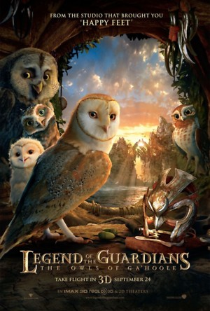 Legend of the Guardians: The Owls of Ga'Hoole (2010) DVD Release Date