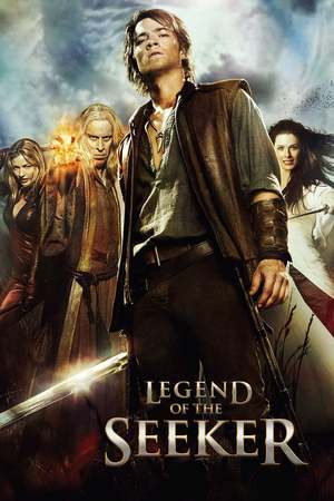 Legend of the Seeker (TV Series 2008-2010) DVD Release Date