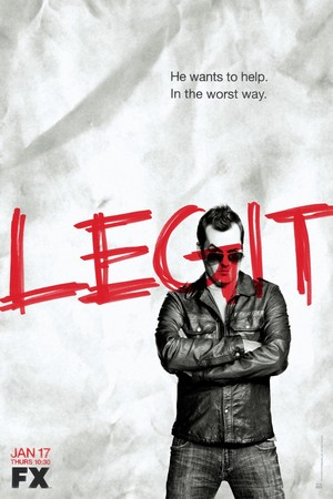 Legit (TV Series 2013- ) DVD Release Date