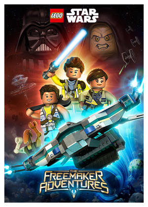 Lego Star Wars: The Freemaker Adventures (TV Series 2016- ) DVD Release Date
