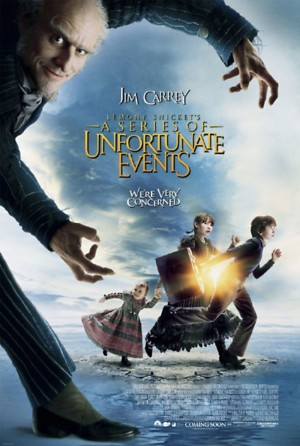 Lemony Snicket's A Series of Unfortunate Events (2004) DVD Release Date