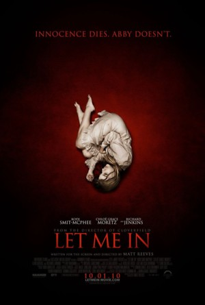 Let Me In (2010) DVD Release Date