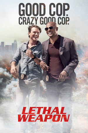 Lethal Weapon (TV Series 2016- ) DVD Release Date