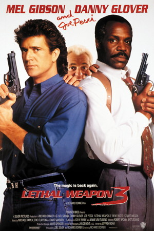 Lethal Weapon 3 (1992) DVD Release Date