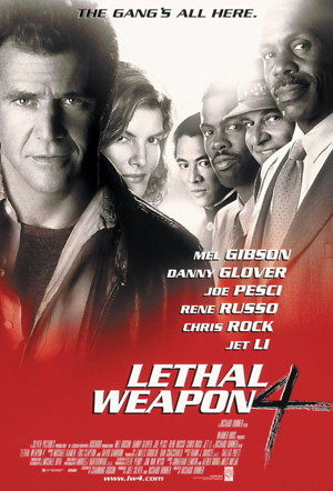 Lethal Weapon 4 (1998) DVD Release Date