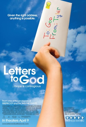 Letters to God (2010) DVD Release Date
