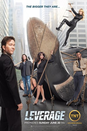 Leverage (TV Series 2008-) DVD Release Date