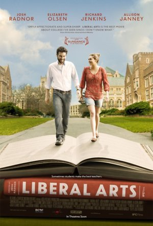 Liberal Arts (2012) DVD Release Date