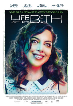 Life After Beth (2014) DVD Release Date